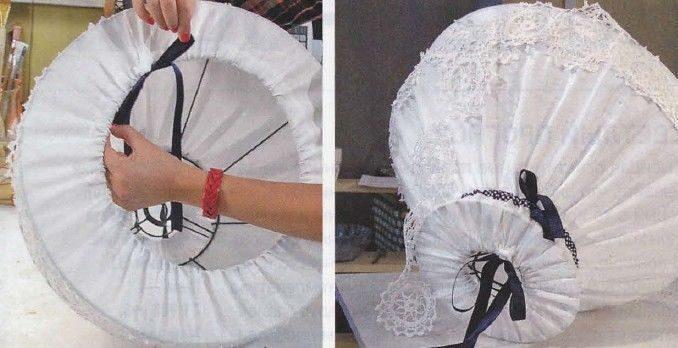 Как сделать плафоны для торшера своими руками