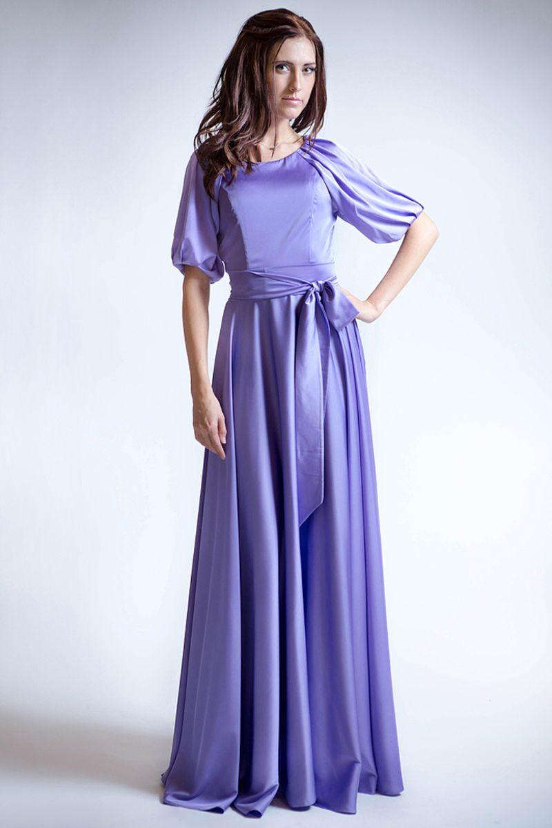Нарядные ткани для вечерних платьев