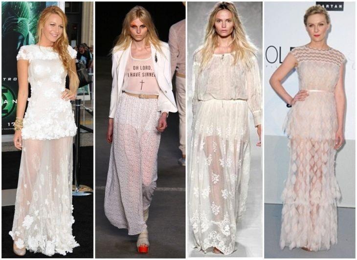 972dafe02dda Одежда из прозрачной ткани – как шить, с чем носить Полезная ...